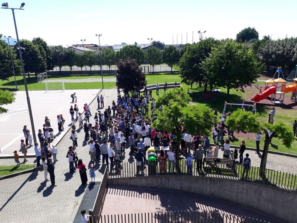 inaugurazione parco