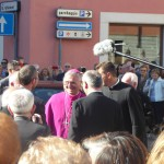Il Vescovo Tremolada si ferma a Ospitaletto