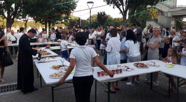 18/06/2017: Festa per don Federico nuovo curato