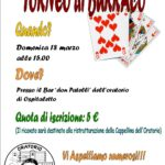 Torneo di burraco in Oratorio