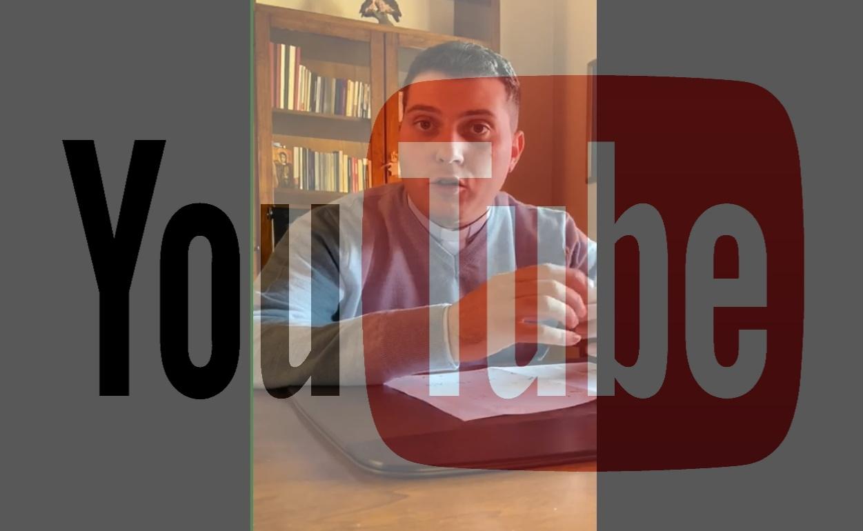 """Don Federico inventa il """"Catechismo in briciole"""": mini-video per ragazzi e famiglie…"""