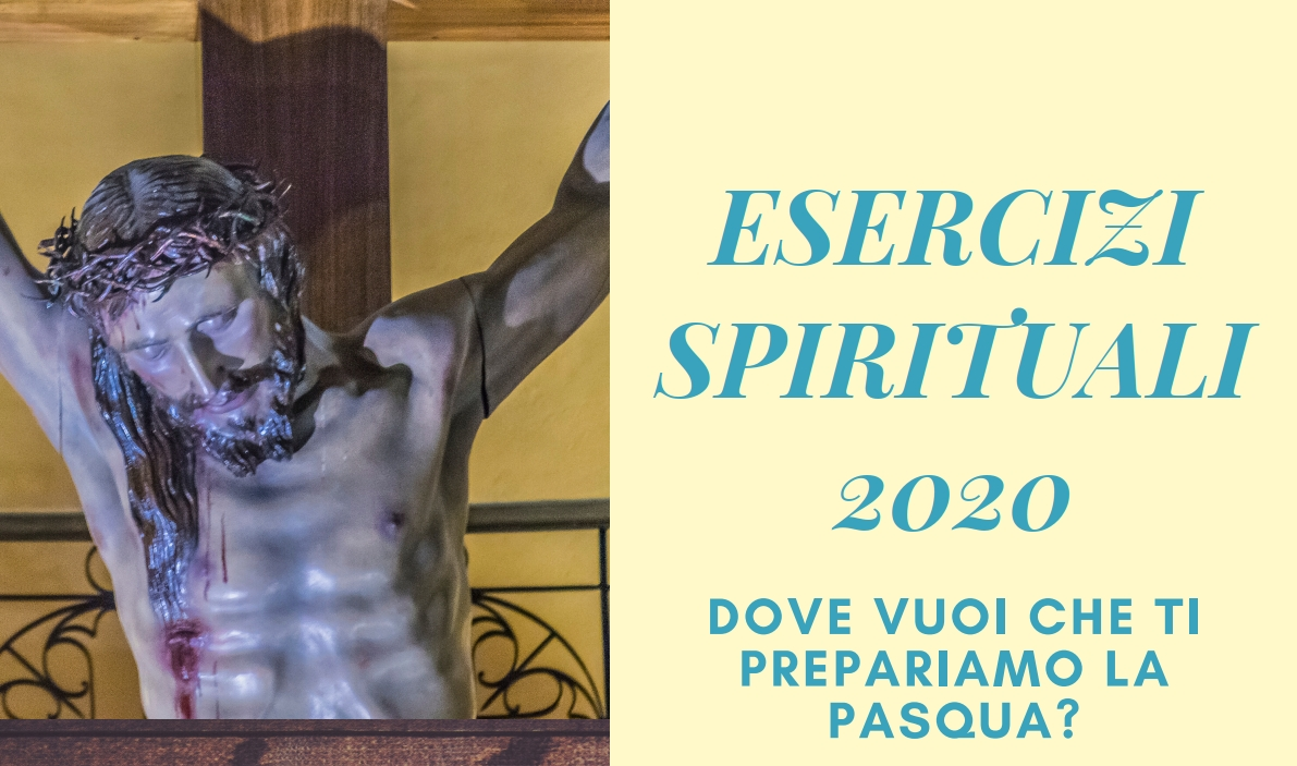 Esercizi Spirituali per giovani 2020