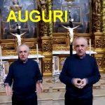 Il Videomessaggio del Parroco con gli auguri di Pasqua