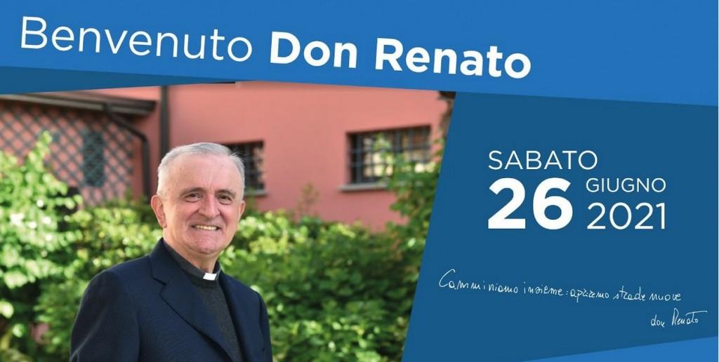 Ingresso don Renato Musatti a Gussago